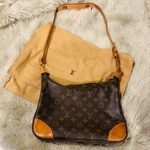 Authentic Louis Vuitton Boulogne Bag
